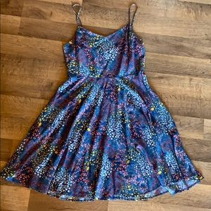Midi Old Navy Dress- Floral Spring Dress
